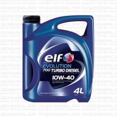 Elf 10w 40 4 Litre Turbo Dizel Motor Yağı