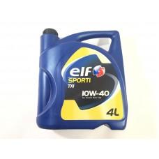 Elf 10w 40 4 Litre Motor Yağı Elf Sporti Taxi