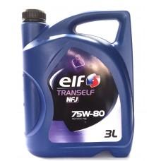 ELF 75 80 Şanzıman Yağı 3 Litre