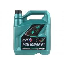Elf Moligraf F1 5W-40 Motor Yağı 4 Litre